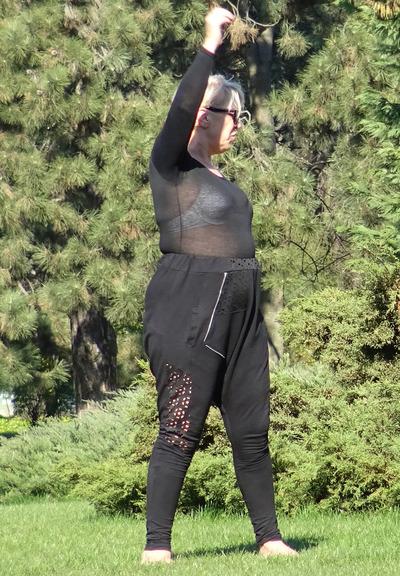 Silvia Dumitrescu a slabit 14 kilograme! Are o talie de viespe si picioare subtiri la 58 de ani! Afla cum a reusit!