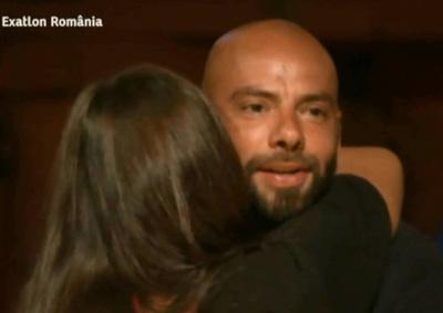 Ce i-a soptit Diana Belbita la ureche lui Giani Kirita inainte sa plece de la Exatlon! Raspunsul lui a fost neasteptat