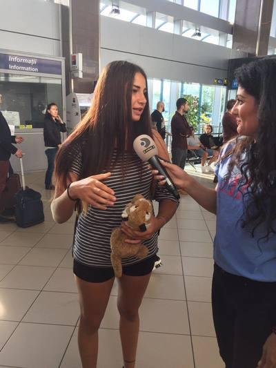 """Diana Belbita de la Exatlon, primele declaratii dupa eliminare: """"Nu am mancat nimic de suparare"""""""