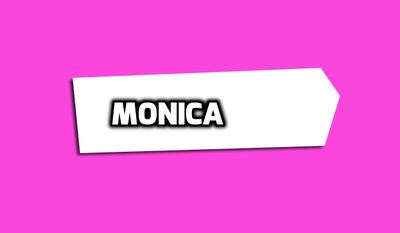Semnificatia numelui: ce reprezinta numele Monica