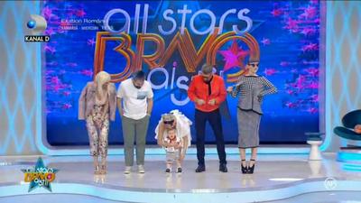 "Ilinca Vandici si-a adus baietelul la ""Bravo, ai stil! All Stars"""