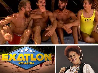 """Surpriza uriasa, cine va castiga Exatlonul! """" E prapad cu el!""""! Ce spune una dintre cele mai indragite cantarete de muzica populara, Elena Merisoreanu, despre show-ul momentului de la Kanal D!"""