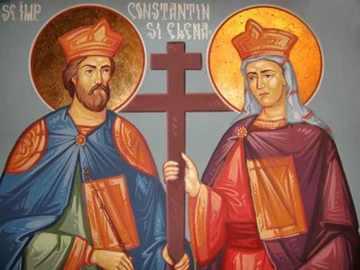 Obiceiuri si traditii de Sfintii Constantin si Elena! Ce nu trebuie sa faci pe 21 mai