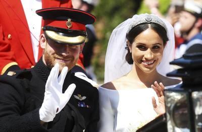 Top-ul celor mai spectaculoase tinute de la nunta Printului Harry cu Meghan Markle! Cine a punctat decisiv la capitolul aparitii!