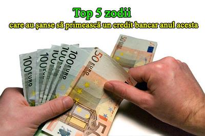 Top 5 zodii care au sanse sa primeasca un credit bancar anul acesta