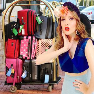 VIDEO EXCLUSIV | Iulia Albu - WOW sau BAU-BAU: Cum iti alegi bagajul de calatorie!