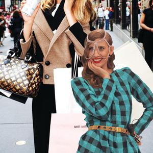 VIDEO EXCLUSIV | Iulia Albu - WOW sau BAU-BAU: Cum sa te imbraci la shopping!