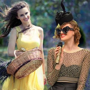 VIDEO EXCLUSIV | Iulia Albu - WOW sau BAU-BAU: Cum sa porti rochia galbena!