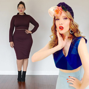 VIDEO EXCLUSIV | Iulia Albu - WOW sau BAU-BAU: Cum sa te imbraci daca esti plinuta!