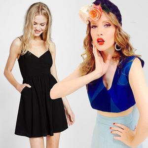 VIDEO! Iulia Albu - WOW sau Bau-Bau pe Kfetele.ro - Cum sa porti corect micuta rochie neagra!