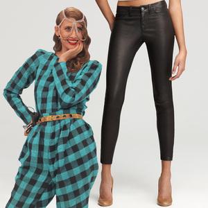 VIDEO! Iulia Albu - WOW sau Bau-Bau pe Kfetele.ro - Cum sa porti corect pantalonii de piele!