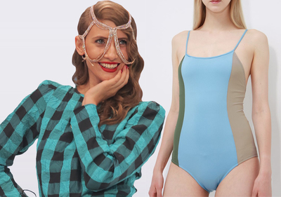 VIDEO! Iulia Albu - WOW sau Bau-Bau pe Kfetele.ro - Cum sa porti costumul de baie daca ai silueta androgina!