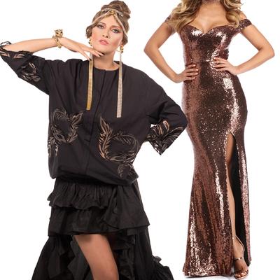 VIDEO! Iulia Albu - WOW sau Bau-Bau pe Kfetele.ro - Cum iti alegi rochia pentru Revelion