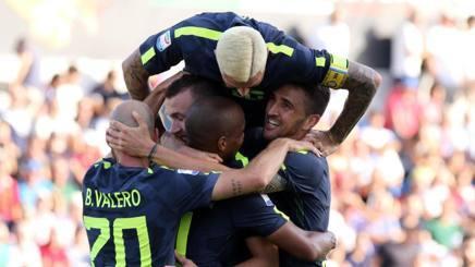 Debut perfect de sezon pentru Inter Milano! Patru victorii din patru!