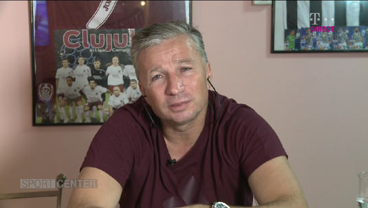 VIDEO EXCLUSIV | Amănunte incredibile. Ce patron i-a oferit lui Dan Petrescu un loc de veci!