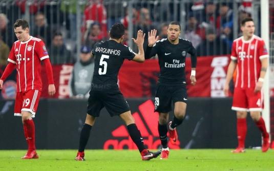 VIDEO   Seară nebună în Champions League! Spectacol total între Bayern şi PSG   Aici ai toate golurile