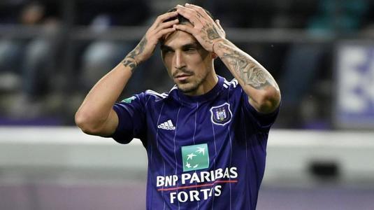 """Nicuşor Stanciu, cea mai mare """"ţeapă"""" din istoria lui Anderlecht! Un alt fost stelist face parte din clasamentul """"ruşinii"""""""