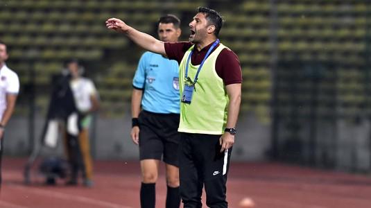 Claudiu Niculescu acuză arbitrajul după meciul cu CSM Iaşi