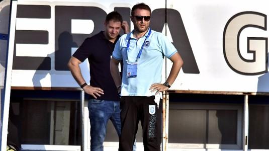 """Hohote de râs la conferinţa Craiovei. Aroganţa oltenilor: """"Venim după victoria cu Dinamo"""""""
