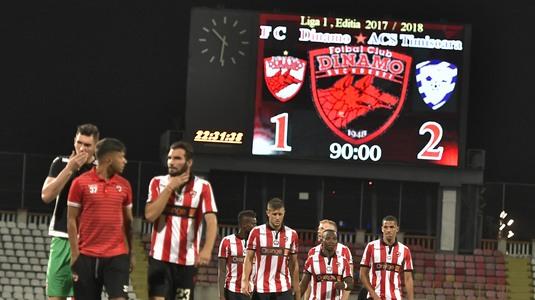 S-a luat decizia finală: meciul Dinamo-Chiajna a fost amânat! Când urmează să se joace