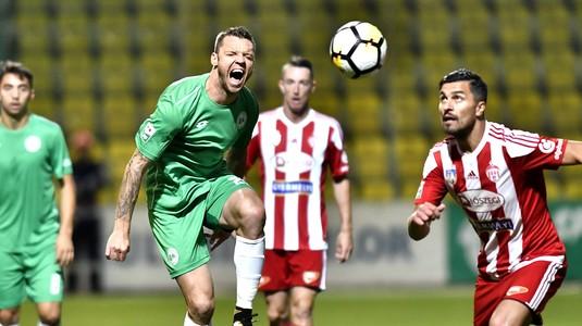 Chiajna a învins Sepsi Sf.Gheorghe, scor 2-1. Bumba a adus victoria în minutul 90+2