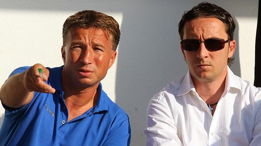 """Aroganţa lui Dan Petrescu. Replică dură pentru Mihai Stoica: """"Ştiu de ce e-n stare"""""""