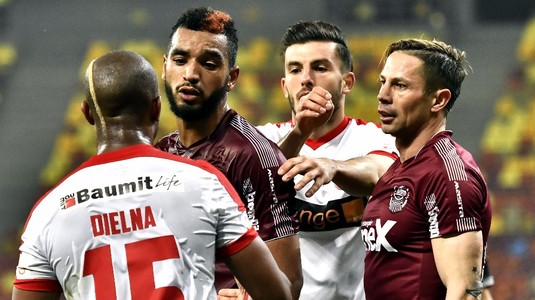 Scandal la CFR Cluj. Dan Petrescu a exclus din lot unul dintre cei mai importanţi jucători