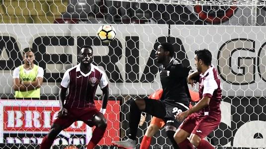 VIDEO | CFR Cluj se impune în faţa Astrei şi rămâne la patru puncte în faţa FCSB