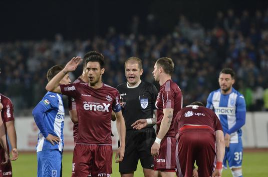 S-a anunţat arbitrul pentru restanţa Dinamo - Chiajna