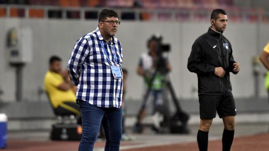 """Pustai, încântat de victoria cu FC Botoşani: """"Am bătut o echipă care merită să joace în play-off"""""""