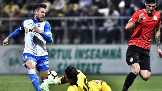 """Băluţă a marcat din nou şi îi aşteaptă pe stelişti: """"Vrem să jucăm pe noul stadion"""""""