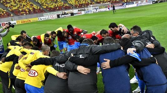 FCSB a făcut scorul campionatului cu Timişoara. De când n-au mai marcat roş-albaştrii şapte goluri într-un meci