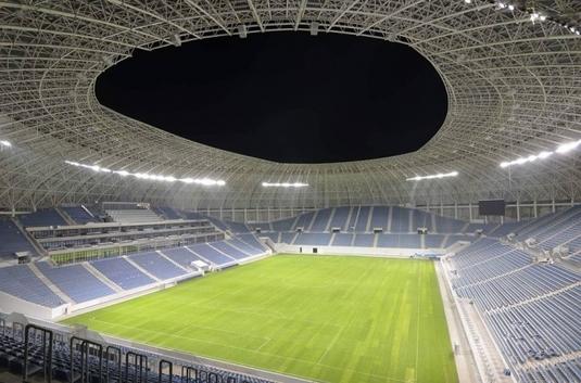 """UPDATE: Anunţul care trimite meciul Craiova-FCSB la Severin! CNI: """"Recepţia stadionului va dura câteva zile"""""""