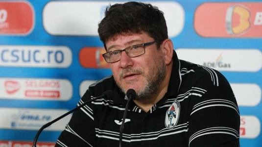 Gaz Metan s-a întărit chiar înaintea partidei cu Dinamo. Tatăl lui Marius Niculae a revenit în fotbal