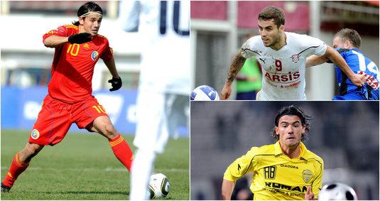 """Talent pierdut """"pe drum""""! TOP 10 fotbalişti români care nu au reuşit să confirme aşteptările uriaşe în ultimul deceniu"""