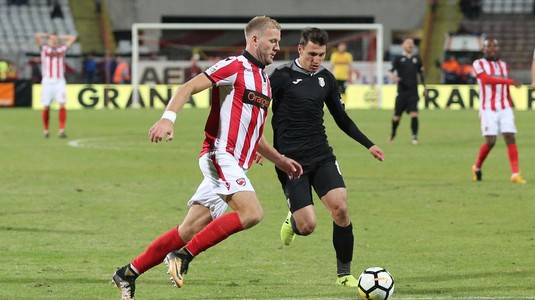 Dinamo, la un pas de un nou transfer-şoc! Nemec, ofertat de CFR Cluj