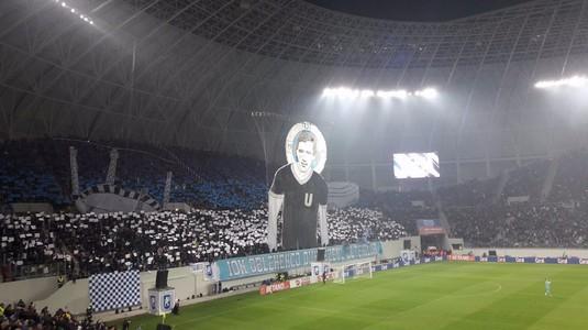 VIDEO | Spectacol total la inaugurarea noului stadion din Craiova
