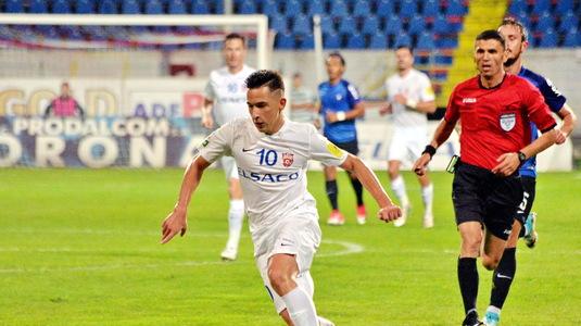 """Moruţan, omul momentului în Liga 1. Oferta făcută de FCSB şi replica Botoşaniului: """"E o sumă mică"""". Ce echipe mai sunt interesate"""