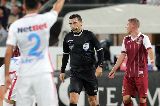 Presiune uriaşă pe umerii celui mai bun arbitru român. Ovidiu Haţegan a primit o vestă de ULTIMĂ ORĂ de la UEFA!