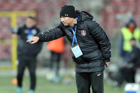 Se teme de Dinamo sau e strategie? Declaraţie surprinzătoare a lui Dan Petrescu