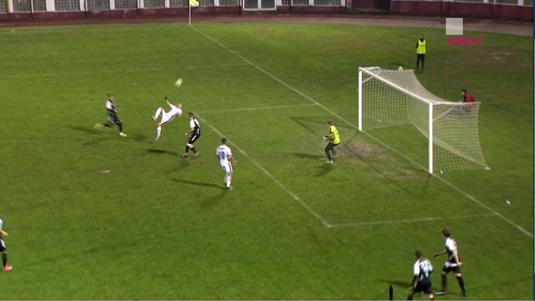 VIDEO | Ultimul gol al Rapidului din acest an pe Giuleşti a fost şi cel mai frumos al sezonului! Foarfecă de zile mari a lui Bădiţă