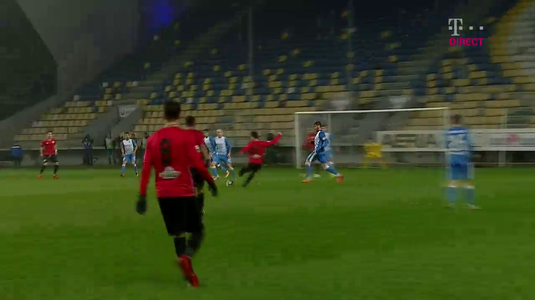 BOOM! De aia îl cheamă Ronaldo! Deaconu a marcat un gol FABULOS pentru Chiajna | VIDEO