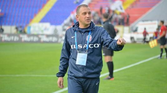 """Costel Enache e sincer: """"Mă simt împlinit profesional"""". Ce a spus Miron despre golul superb marcat împotriva Craiovei"""