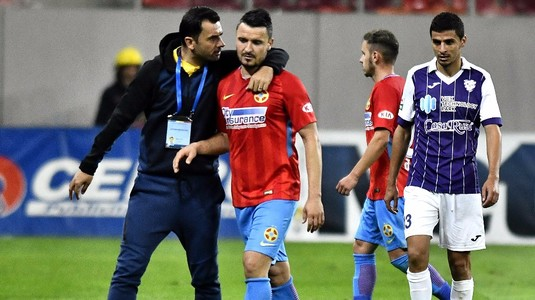 """VIDEO   Dică sare în apărarea lui Budescu în """"războiul"""" cu patronul: """"Loveşte mingea chiar foarte bine"""""""