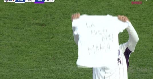 VIDEO | Omul luat de Dică la FCSB a marcat şi a avut un mesaj special după gol! Cu i-a dedicat reuşita din FC Argeş - ASU Poli
