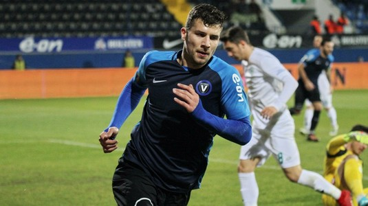 """După cele două goluri cu Chiajna, Ţucudean a ieşit la declaraţii: """"Când eşti bun, echipele te caută"""""""