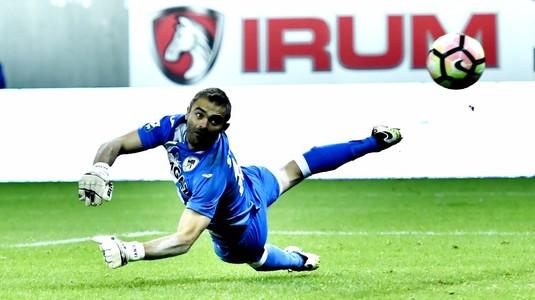 VIDEO | Greu de învins. Eroul medieşenilor, Răzvan Pleşca, a explicat secretul său de la penalty-uri