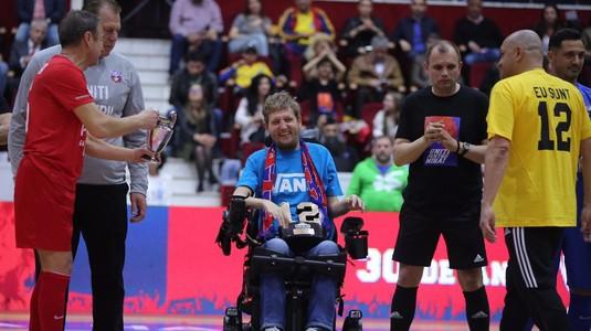 Mihai Neşu este câştigătorul marelui premiu oferit anual de FIFPro