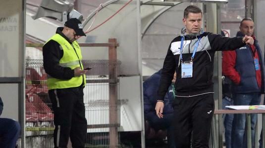 """Stoican, surprins după înfrângerea cu Sepsi: """"E dureros că am intrat în vestiar şi mi-am găsit jucătorii aşa"""""""