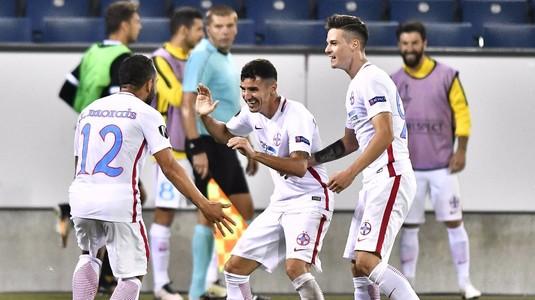 """UEFA a anunţat de la ce oră se vor juca meciurile """"dublei"""" dintre FCSB şi Lazio"""